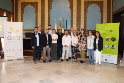 ceiA3 organizes the second co-creation workshop of the Spanish Circular Bioeconomy Hub